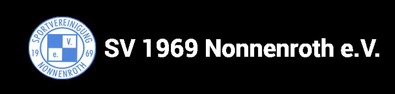 SV 1969 Nonnenroth e.V.